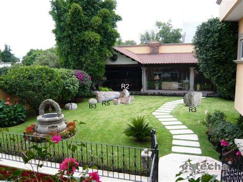 decorar jardin con rocas decoracion de jardines rusticos pequenos con piedras