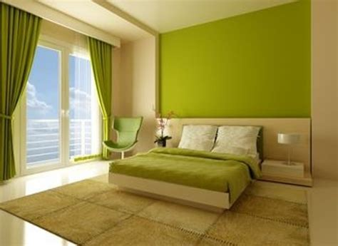 Green Paint Colors For Bedrooms by How To Decorate Bedroom With Green Colour Interior