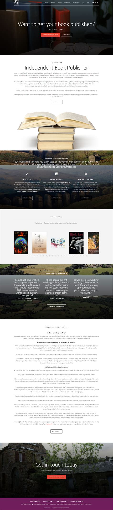 qt layout responsive 2qt publishing web design manchester responsive