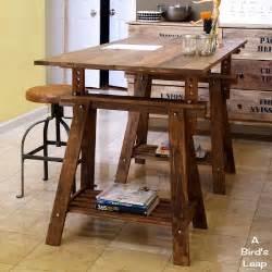 Tenemos ya nuestra mesa polivalente lista para llenar y decorar la