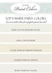 White Paint Colors by Swiss White Paint Color Images