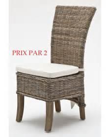 chaises rotin vendu x 2 salle 224 manger wickerworks