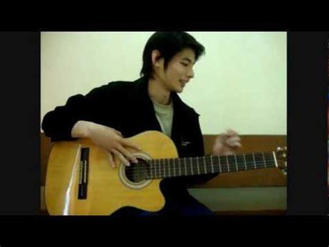 cara bermain gitar lagu ibu iwan fals trik belajar gitar petikan dengan mudah dan senang chord