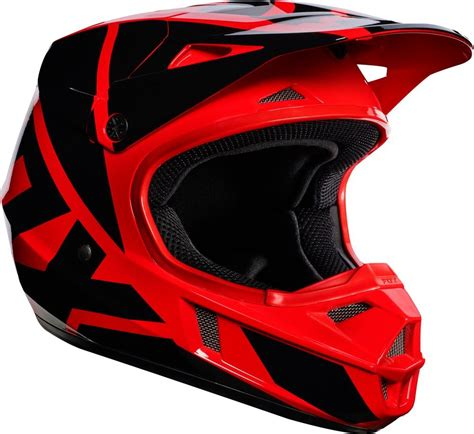 fox youth motocross 119 95 fox racing youth v1 race mx motocross helmet 995527