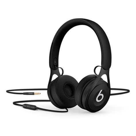 Headset Black Apple beats ep on ear headphones black apple