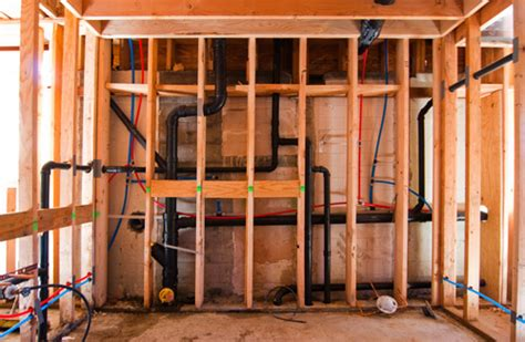 plumbing a new house 10 things you should know about mechanical electrical
