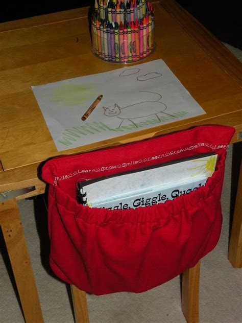 pattern for kindergarten chair pockets 100 best images about classroom chair pocket covers