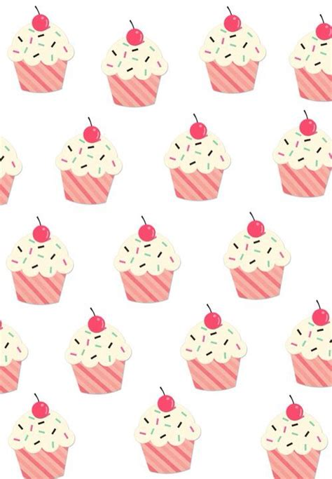 cupcake wallpaper pinterest cupcake fondos cute background pinterest cupcake