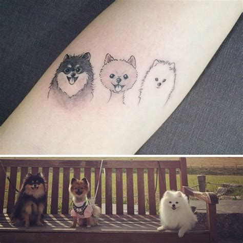 10 of the best dog tattoo ideas ever bored panda