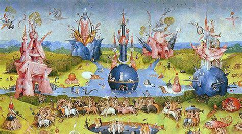 Garten Der Lüste Analyse by Garden Of Earthly Delights By Hieronymus Bosch Galleryintell
