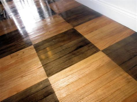 South Downs Flooring by Down To Earth Style How To Paint A Rug On Wood Floors