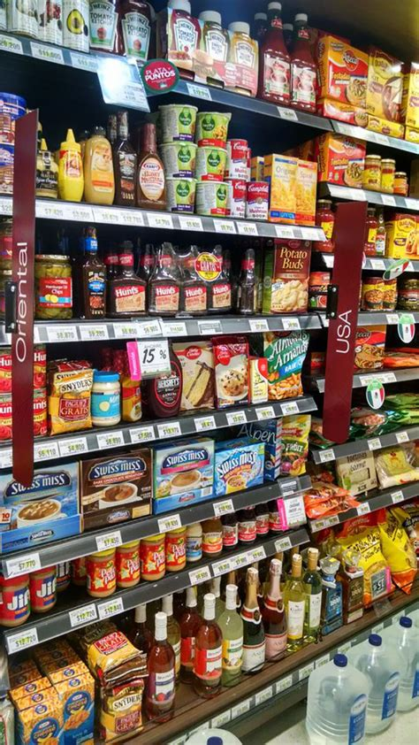 food section this is what american food looks like according to the