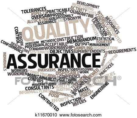 stock illustrations  quality assurance