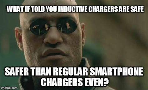 Wireless Meme - how does wireless charging work