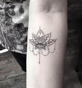 Small Lotus Flower Tattoos 35 Stunning Lotus Flower Design