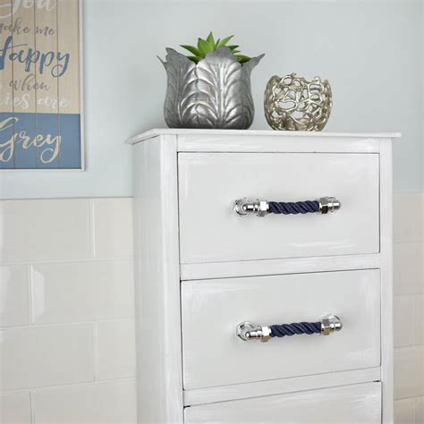 nautical themed cabinet hardware chrome pull nautical themed by proper copper design