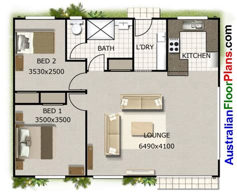 small house design australia 2 bedroom small home design on steel posts 2 bedroom house plans small house plans