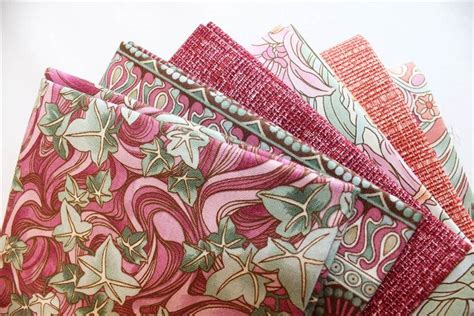 Patchwork Fabric Bundles - quarter 100 cotton sewing patchwork quilting craft