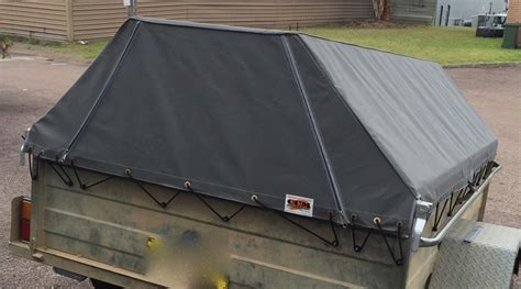boat trailer canopy ute trailer canopy charlestown canvas man