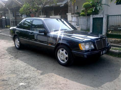 Mercedes W124 Spiral Belakang mercedes mercy masterpice e320 95 at