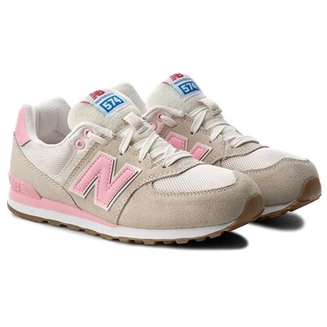 colorful new balance 574 sneakers new balance kl574ryg beige colourful sneakers