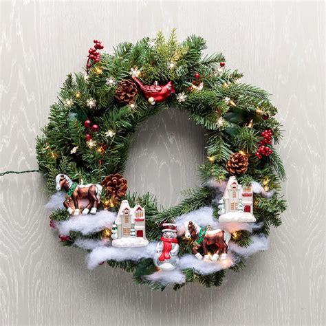 martha stewart pet safe christmas tree how to make a tree wreath easy diy decorations marthastewart