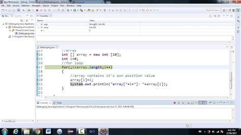tutorial eclipse youtube java tutorial debugging with eclipse youtube