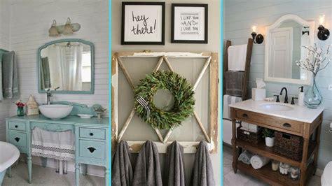 home decor shabby chic style diy shabby chic style bathroom decor organization ideas