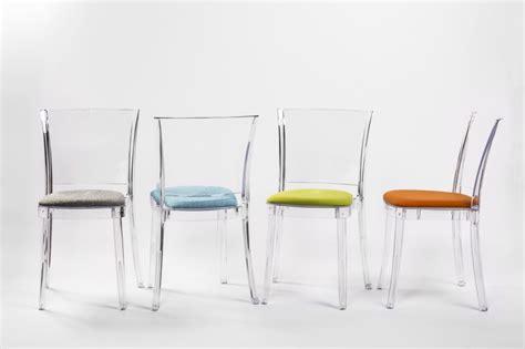 chaise polycarbonate transparente chaise transparente polycarbonate lucienne neutre