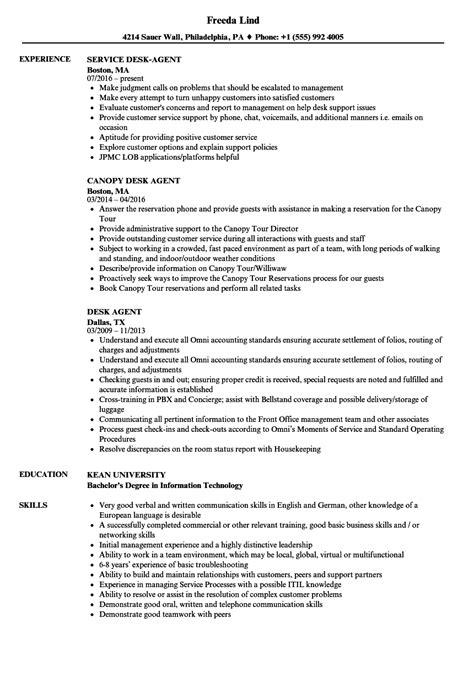 Help Desk Representative Sle Resume by Help Desk Sle Resume Programmer Resumes