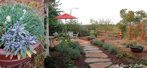 santa barbara garden design portfolio santa barbara