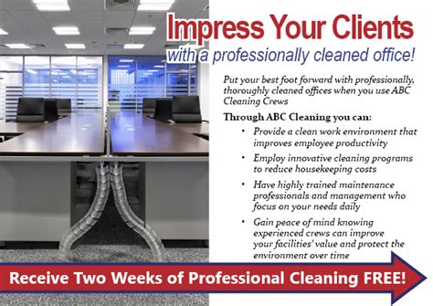 commercial cleaning flyer templates commercial cleaning business flyers exles and sles startupguys net