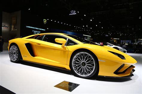 Geneva 2017: Lamborghini Aventador S   GTspirit