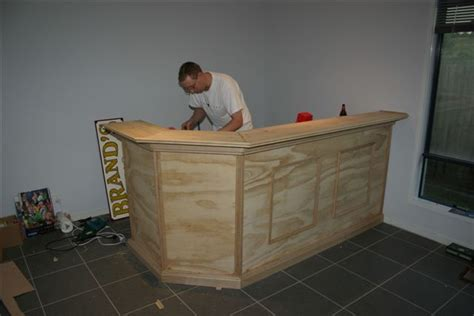 l shaped bar plans free woodworking projects plans