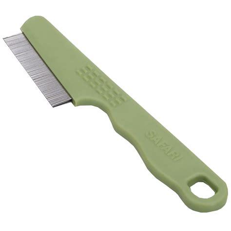 flea comb safari 174 flea comb for cats healthypets