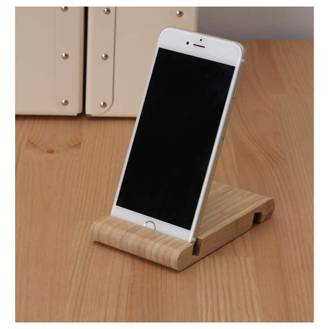 ikea phone charger basket bergenes holder for mobile phone tablet bamboo ikea