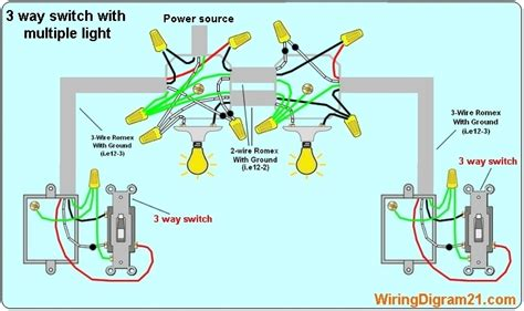 how to wire a 3 way switch diagram fuse box and wiring
