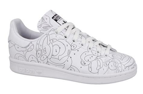s shoes sneakers adidas originals stan smith ora quot color paint quot pack s80292 best