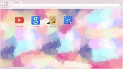 theme google chrome pastel pastel chrome themes themebeta