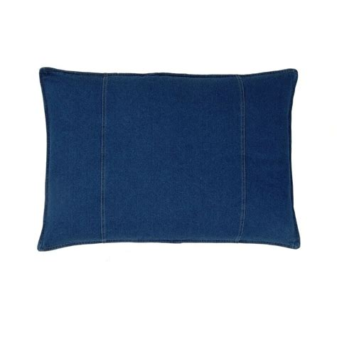 what size pillow for sham kimlor karin maki american denim pillow sham standard or
