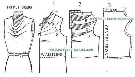 pattern drafting draping draping vs flat pattern making pattern drafting