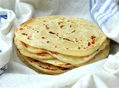homemade flour tortillas   feed  loon