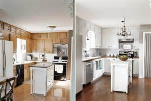 Before And After Kitchen Cabinet Painting Paint Kitchen Cabinets White Before And After Home Furniture Design