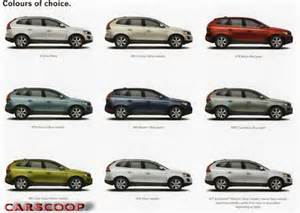 Volvo Colour 2009 Volvo Xc60 Suv Brochure