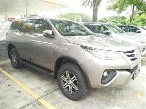 Best Seller Fortuner 1512 Loreng Grey toyota fortuner 2016 vrz 2 4 in kuala lumpur automatic suv grey for rm 165 300 3417564