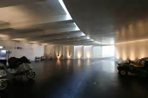 Huge underground parking interior design ideas