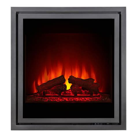 Napolean Fireplace Inserts by Napoleon 30 In Electric Fireplace Insert Nefb30gl The