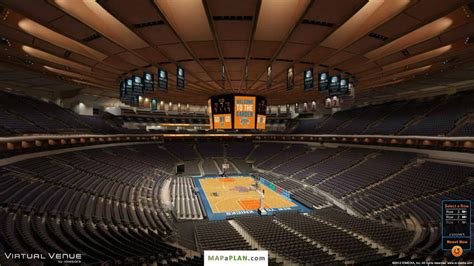 madison square garden section 205 madison square garden seating chart detailed seat