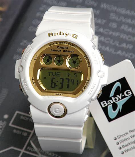 Casio G Shock Bg 6901 楽天市場 casio カシオ baby g ベビーg ベイビージー bg 6901 7 bg6900 白 ホワイト