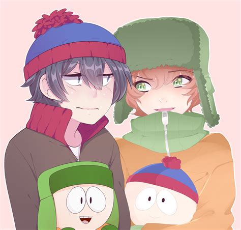 south park best friends south park best friends by secretnarcissist on deviantart